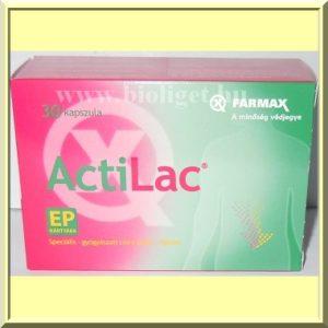 ActiLac-kapszula