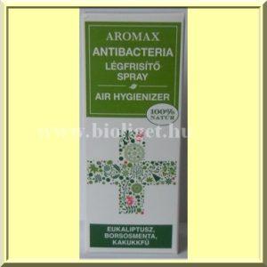 Antibacteria-legfrissito-spray-zold-eukaliptusz-borsmenta-kakukkfu-Aromax