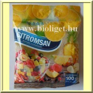 Citromsav-Dulcit