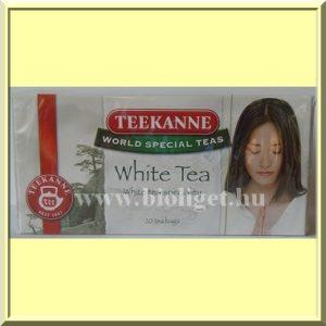 Feher-tea-filter-Teekanne