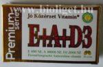 Jó Közérzet E A D3 vitamin kapszula