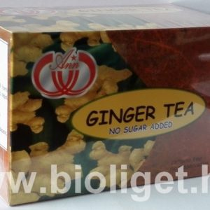 Big Star gyömbér tea filteres