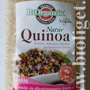 Biorganik quinoa natúr 500g