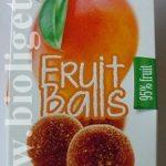 Sunvita fruit balls mangó