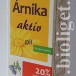 Arnika aktiv gel 100ml - Naturland