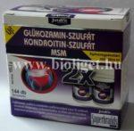 Jutavit dupla Glükozamin-szulfát Kondroitin-szulfát MSM tabletta