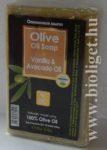 Görög olíva szappan vaníliával és avokádó olajjal - Bio esti