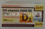 Jutavit D3 vitamin 2000 NE