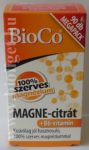 Bioco Magne-citrát B6-vitaminnal