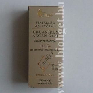 organikus argán olaj ampulla