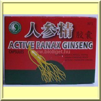 Dr. Chen aktív panax ginseng kapszula