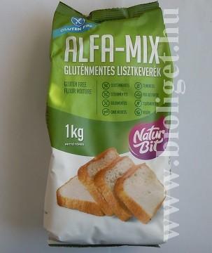 alfa-mix lisztkeverék