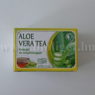 Dr. Chen Aloe Vera tea fahéjjal