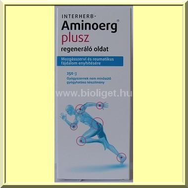 aminoerg plusz regeneráló oldat