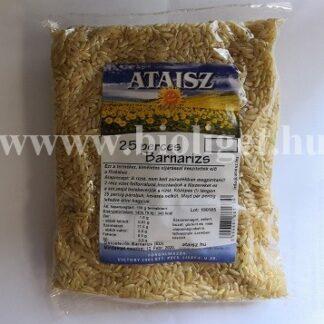 ataisz 25 perces barna rizs