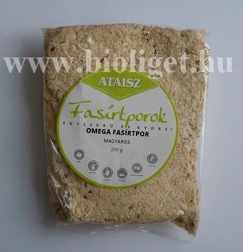magyaros omega fasírtpor