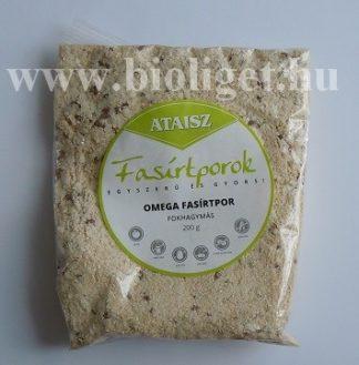 fokhagymás omega fasírtpor