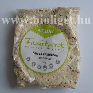 zöldséges omega fasírtpor
