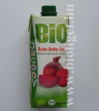 bio céklalé