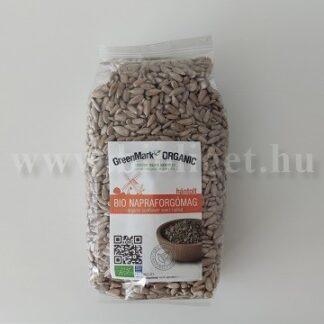 Greenmark bio napraforgó 500g