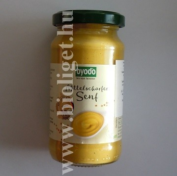 bio mustár
