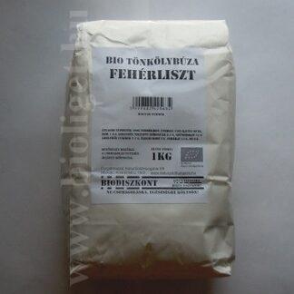 bio tönkölybúza fehérliszt