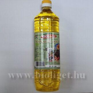 Biogold bio hidegen sajtolt napraforgó olaj