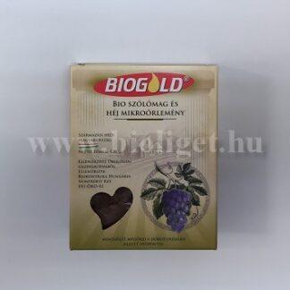 Biogold bio szőlőmag és héj mikroőrlemény