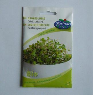 brokkoli mag csíráztatáshoz