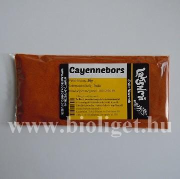 cayennebors