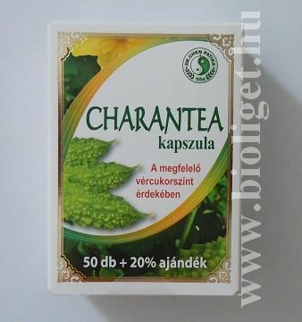 charantea kapszula