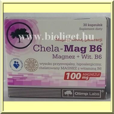 Natur Tanya Chela Mag B6 kapszula