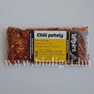 chili pehely