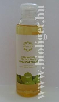 citromfű masszázsolaj