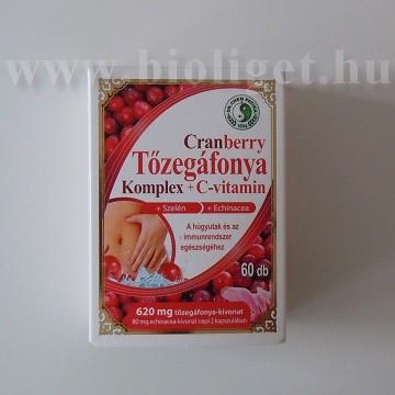 Dr. Chen cranberry tőzegáfonya komplex kapszula