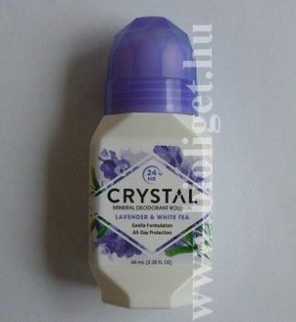 Crystal levendulás