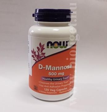 d-mannose kapszula