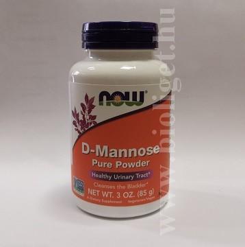 D-mannose por