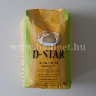 D-star fehér kenyér lisztkeverék