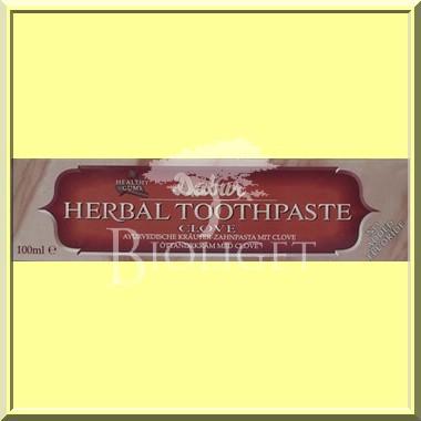 fogkrém szegfűszeggel
