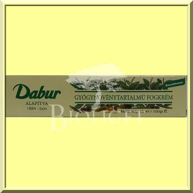 Dabur gyógynövénytartalmú fogkrém