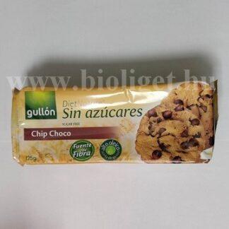 diabetikus cookies csokoládé darabokka