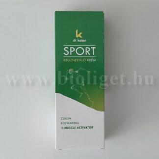 Regeneráló sportkrém - Dr. Kelen