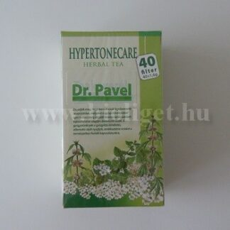 Dr. Pavel hypertonecare tea magas vérnyomásra