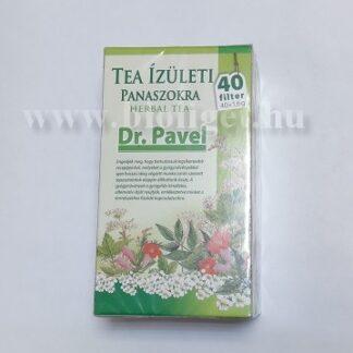 Dr. Pavel tea ízületi panaszokra 40 filter