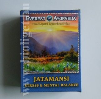 Everest Ayurveda Jatamansi tea