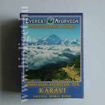 Everest Ayurveda Karavi tea