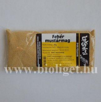 fehér mustármag