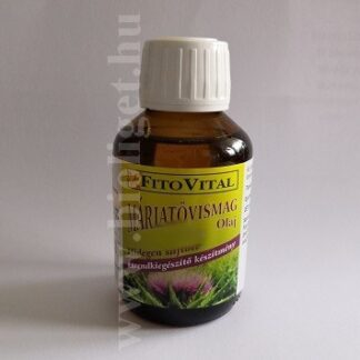 FitoVital máriatövismag olaj