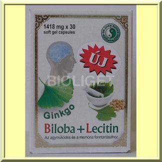 Dr. Chen ginkgo biloba + lecitin